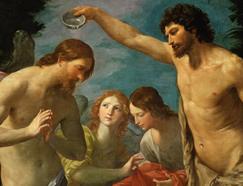 1/12/2020 The Baptism of the Lord