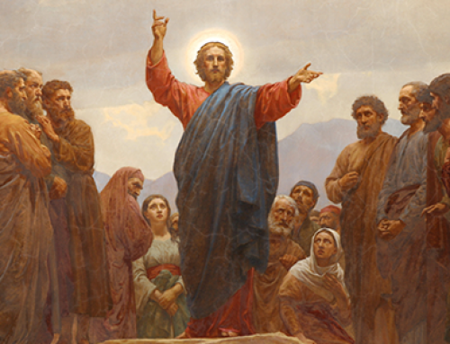 2/16/2020 6th Sunday in Ordinary Time