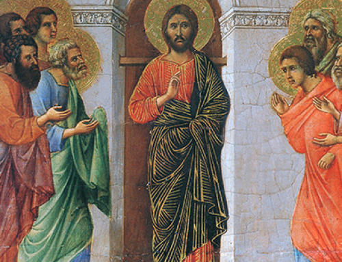 2/23/2020 7th Sunday in Ordinary Time