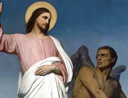 3/1/2020 1st Sunday of Lent