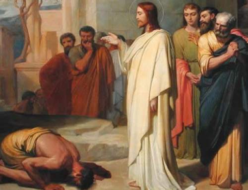2/14/2021 6th Sunday in Ordinary Time